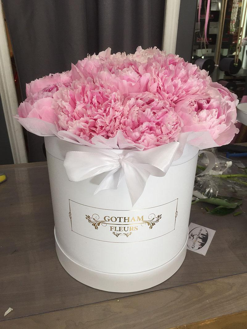 Fleurs En Boite Gotham Fleurs A Beausoleil